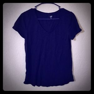 GAP navy blue easy tee